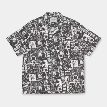 Carhartt - S/S Collage Shirt