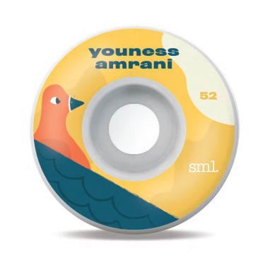 SML - Toonies Series - Youness Amrani OG Wide 99a - 52mm