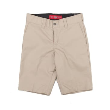 DICKIES '67 894 Slim Fit Shorts Dark Sand