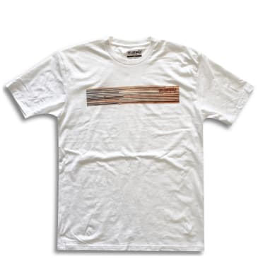 No Comply Veneer T-Shirt - White