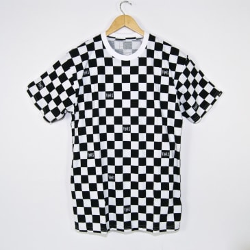 Vans - Kyle Walker Checkerboard T-Shirt - Black / White