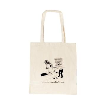 Sour Solution - Tote Bag In Barcelona