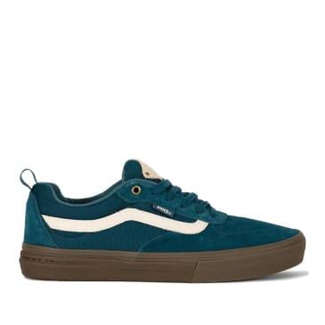 Vans Kyle Walker Pro Skate Shoes - Atlantic / Dove