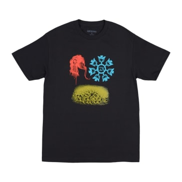 GX1000 Dark Entries T-Shirt - Black