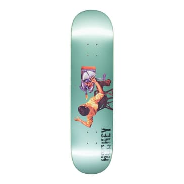 Hockey Ultraviolence Donovon Piscopo Skateboard Deck - 8""