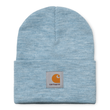 Carhartt WIP Acrylic Watch Hat - Frosted Blue Heather