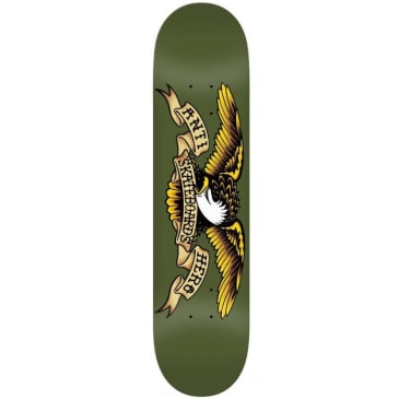 "Anti Hero ""Classic Eagle"" Skateboard Deck 8.38"""