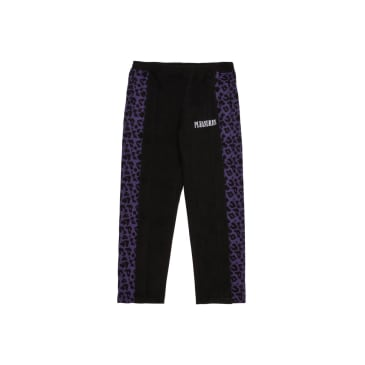 Black Velour Memories Pant
