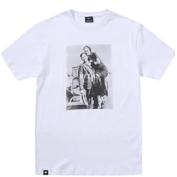 Hélas Bonnie And Clyde T-Shirt - White