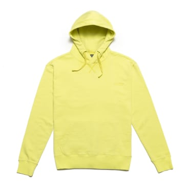 Garment dye Classic logo pullover_Apple Green