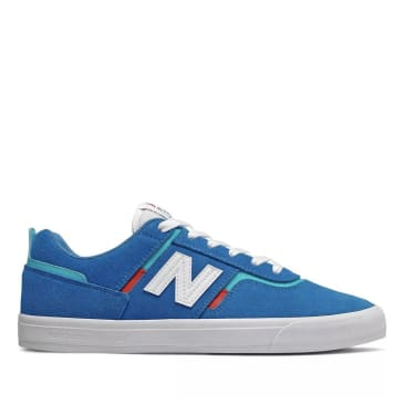New Balance Numeric 306 Skate Shoe - Blue / Red / Bayside