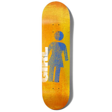 "Girl Skateboards - Griffin Gass Roller OG Deck 8.5"" Wide"