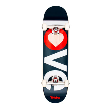 Tricks Love Mini Complete Skateboard - 7.25""