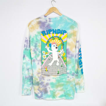 Rip N Dip - Lucky Charms Longsleeve T-Shirt - Multi Wash