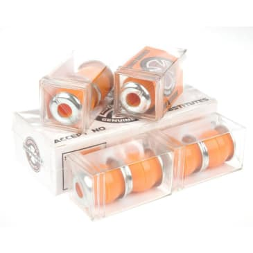 Independent 'Standard Conical' 90A Medium Bushings (Orange)