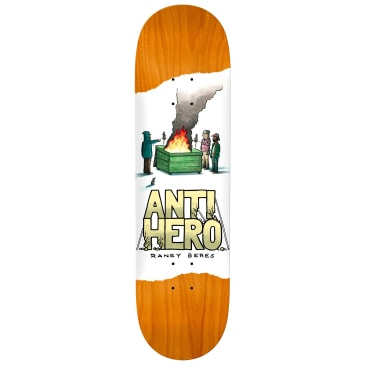 Anti Hero Beres Expressions Deck