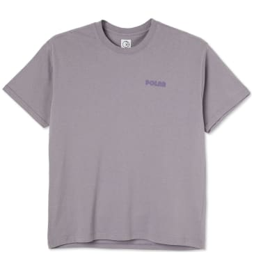 Polar Skate Co Rio T-Shirt - Purple Ash