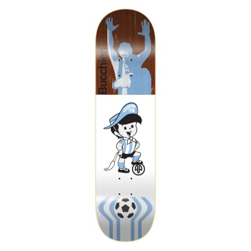 """Cleaver Skateboards - 8.125"""" Diego Bucchieri '78 Deck (Various Colours Available)"""