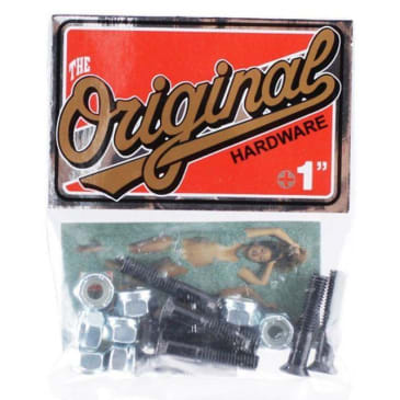 """Shorty's 1"""" Inch Hardware"""