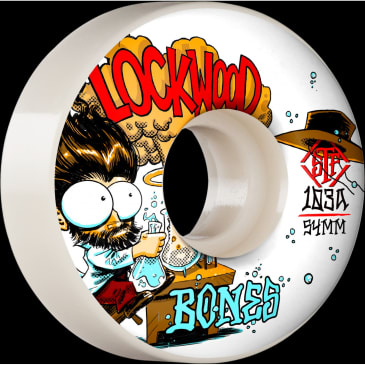 Bones Wheels - Lockwood Experi-Mental V3 103 STF 54MM