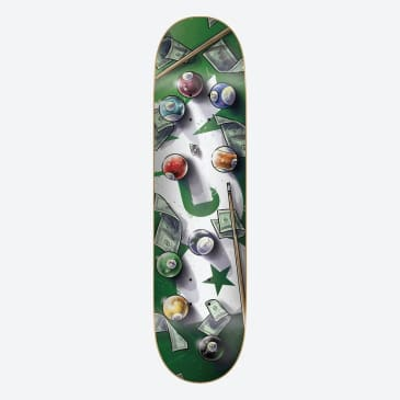 DGK Billiards Deck