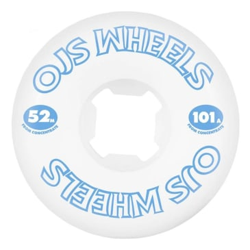 OJ Wheels - From Concentrate Hardline Wheels 101a 52MM