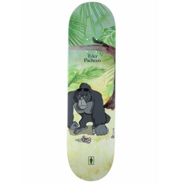 GIRL Pacheco Jungle Beers Deck