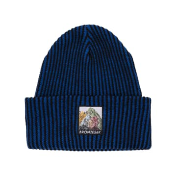Bronze 56K Mountain Beanie - Blue