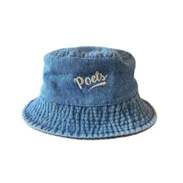 Poets Hyde Denim Bucket Hat