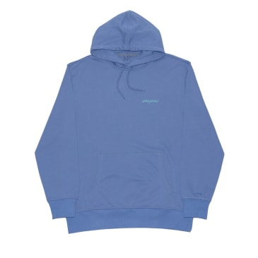 Wayward Skateboards - PASTEL DE NUTTAH HOODED SWEATSHIRT CORNFLOWER