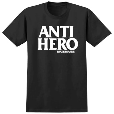 Anti Hero Blackhero T-Shirt (Black)