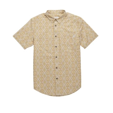 Rhythm Kasbah Shirt - Seaweed