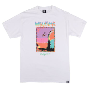 Welcome Skateboards - Fastplant T-shirt