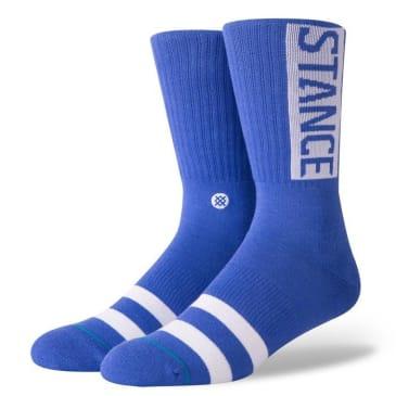 Stance Socks - Stance OG Socks | Royal Blue