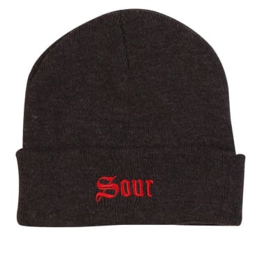 Sour GM Beanie Grey