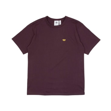 Adidas Mini Shmoo T-Shirt - Mineral Red/Gold