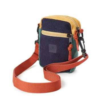 Brixton Main Label Hip Pack - Multi