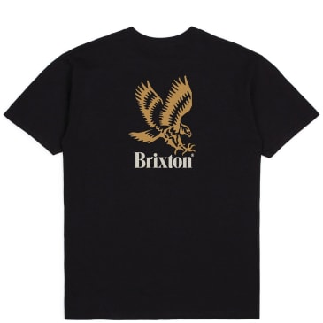 Brixton Descent T-Shirt - Black