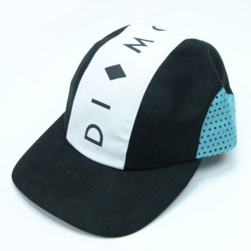 Diamond Supply Co. Marquise SP19 5 Panal Clipback Hat - Black