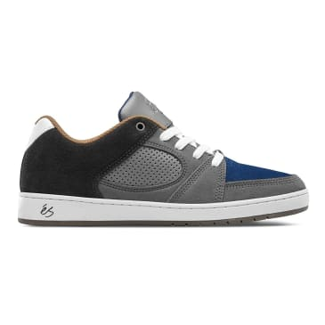 éS - Accel Slim - Grey / Blue / Gum