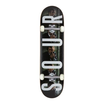 """Sour Solution Army So Close Complete Skateboard 8.25"""""""