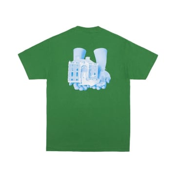 Alltimers Good Hands T-Shirt - Kelly Green