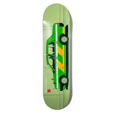 CHOCOLATE ANDERSON WORLD TAXIS DECK - 8.0