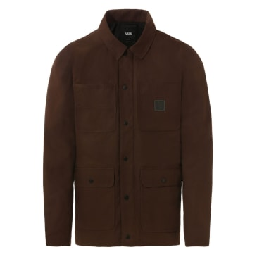 Vans AVE Ripstop Drill Chore Coat - Demitasse