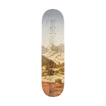 GX1000 Reverb in the Valley Skateboard Deck - 8.125""