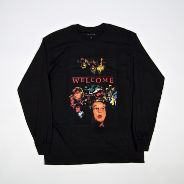 Welcome Skate Store - Death By Stereo Longsleeve T-Shirt - Black