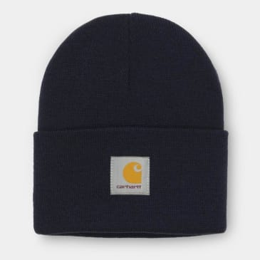Carhartt WIP Acrylic Watch Hat Dark Navy