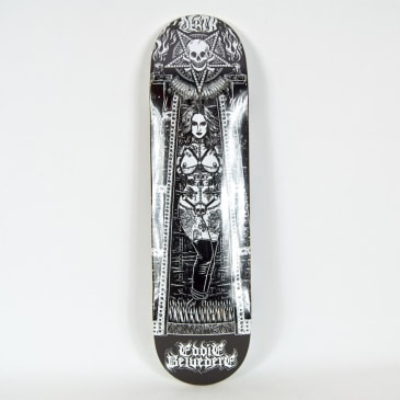 "Death Skateboards - 8.5"" Eddie Belvedere Maiden Deck"