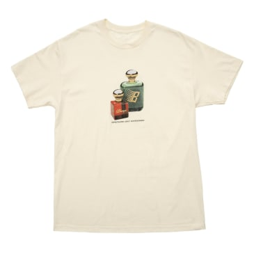 Bronze 56k Fragrance T-Shirt - Cream
