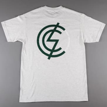 CSC Mod Two Tone T-Shirt - Ash